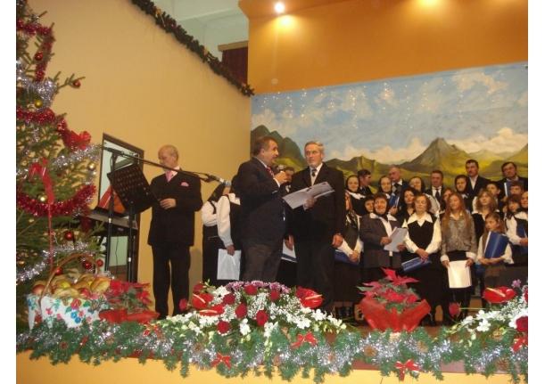 Corul Bisericii Ortodoxe Fărcașa