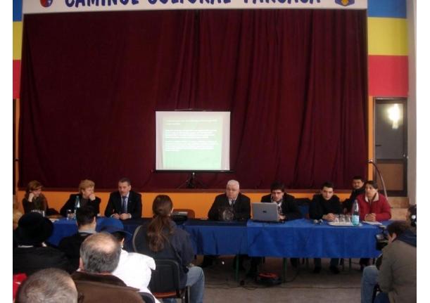 Dezbatere publică - Raportul privind impactul asupra mediuli Depozit ecologic