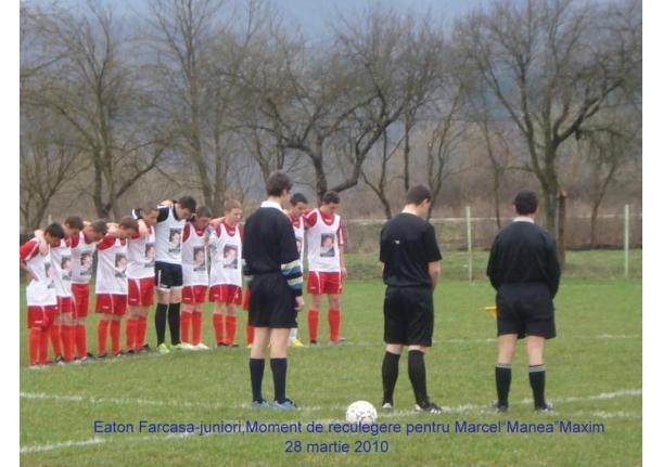 Eaton Fărcașa In memoriam Marcel Iuliu Maxim