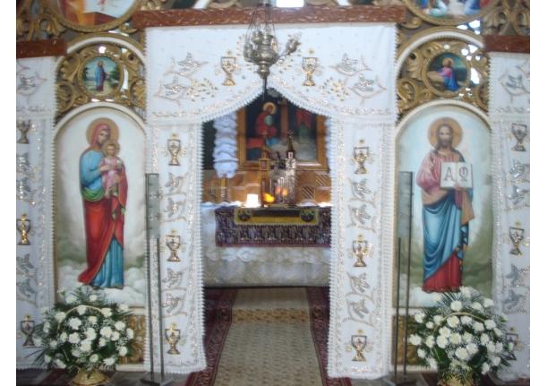 Biserica ortodoxă Fărcașa