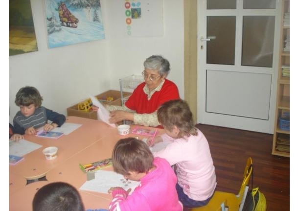 Grădinița Fărcașa
