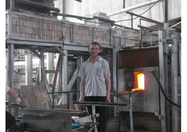 Imagini de la Fabrica de sticlă Fărcașa
