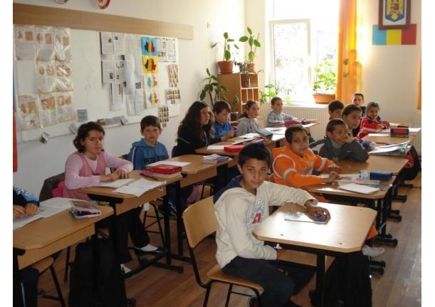 Școala cu clasele I-IV Tămaia