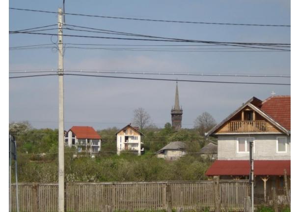 Imagini din satul Buzești