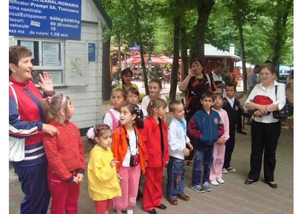 Fundația COPIII NOȘTRI - Activități Tămaia