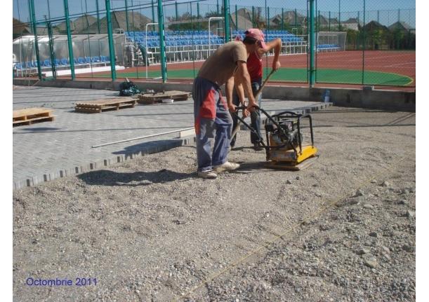 Amenajare teren de sport Fărcașa