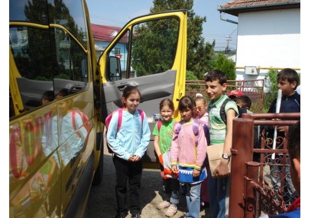 Microbuzul elevilor