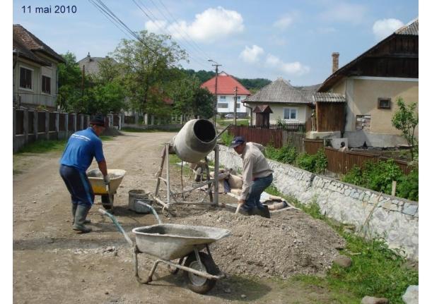 Îndiguire vale Buzești