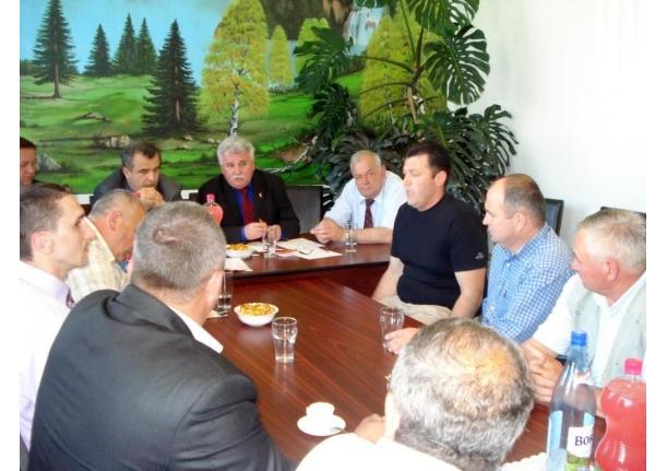 Ședință de partid-Organizația PDL Fărcașa