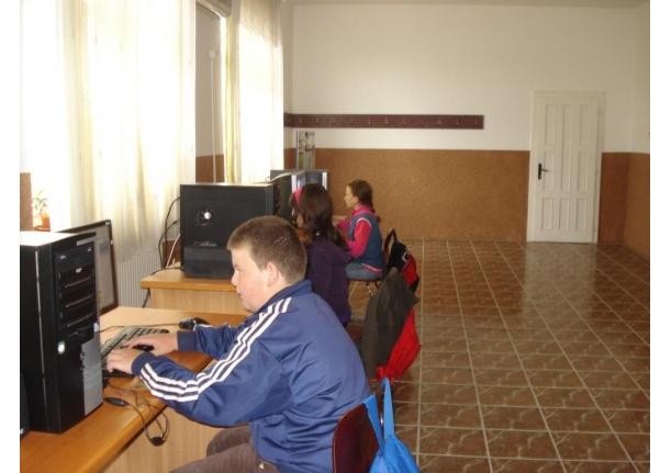Biblionet la Biblioteca comunală