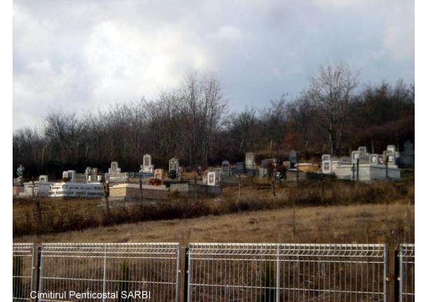 Capele cimitire