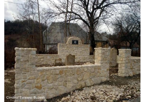 Cimitirul Evreiesc Buzești