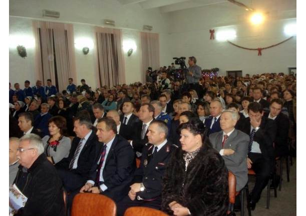 Concert de colinde Fărcașa 2011