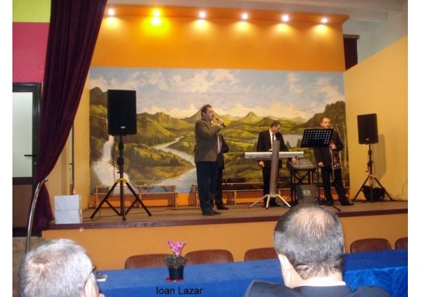 Lansare de carte prof. Viorel Pop