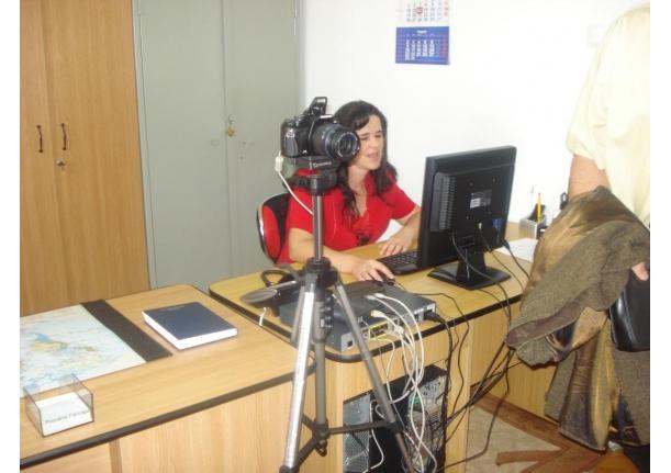 Inaugurarea Serviciului Public Comunitar Local de Evidență a Persoanelor Fărcașa