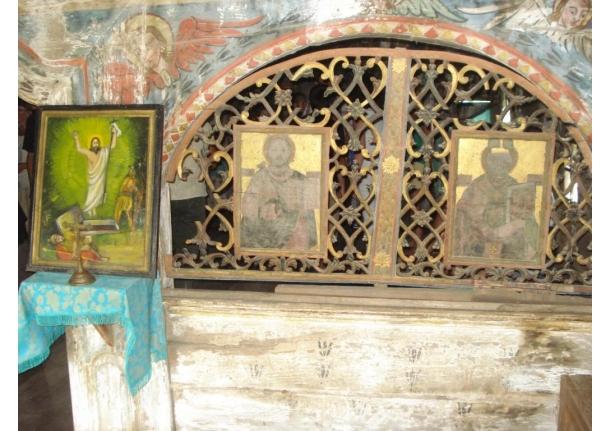Biserica de lemn Buzești
