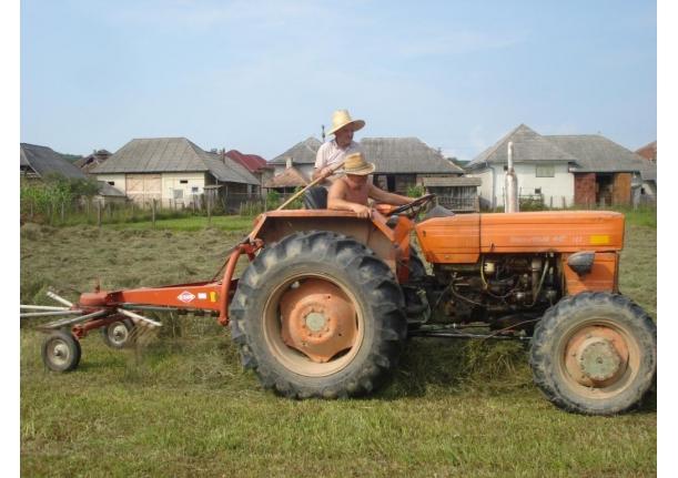 Lucrări agricole 2010