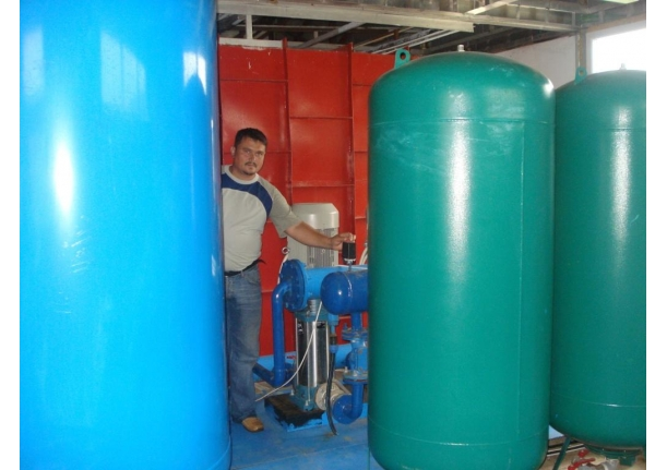 Uzina de apă Fărcașa