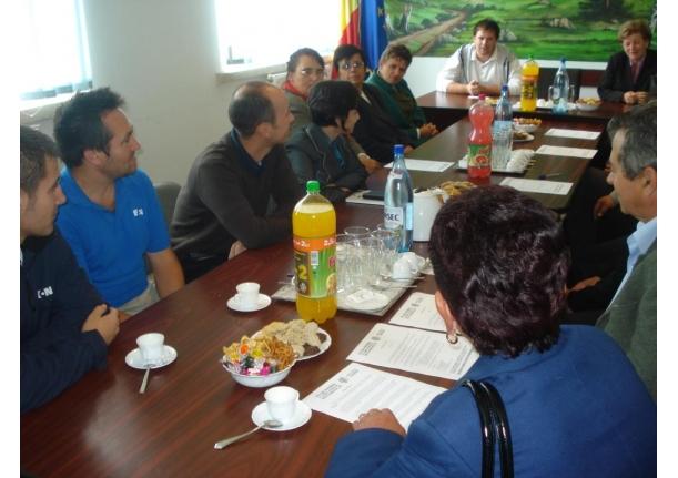 Întâlnire la Fărcașa Let\'s do it Romania 3 septembrie 2010