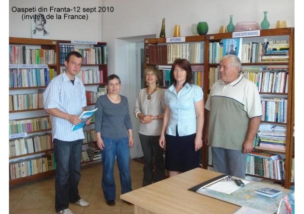 Biblioteca comunală Fărcașa