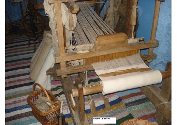 Expoziția Din amintirile satului TĂMAIA