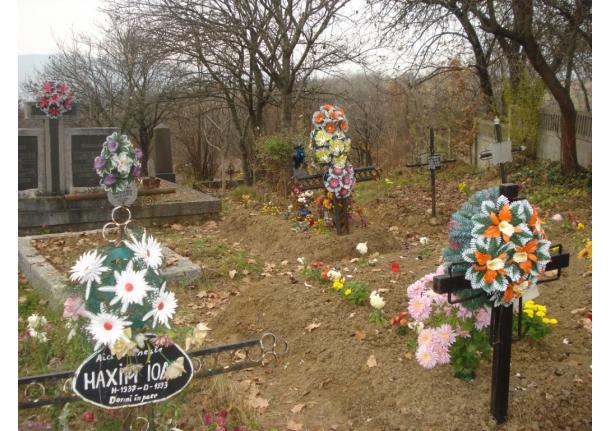 Cimitirul catolic Fărcașa