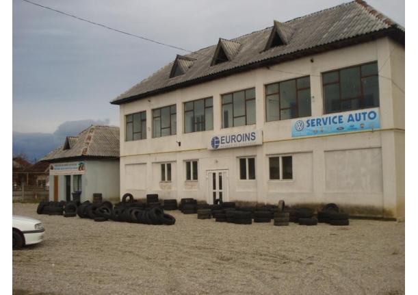 Service auto BOBOC TRANS Fărcașa