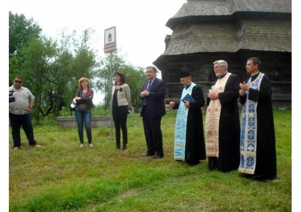 Proiect restaurare Biserică de lemn Buzești
