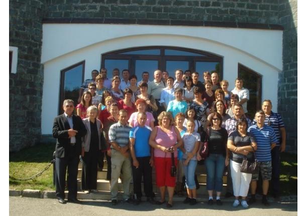 Corul din Tămaia în Moldova