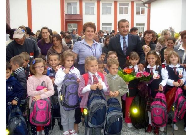Deschidere an școlar 2012-2013