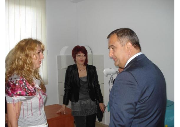 Deschiderea Centrului medical de permanență Fărcașa