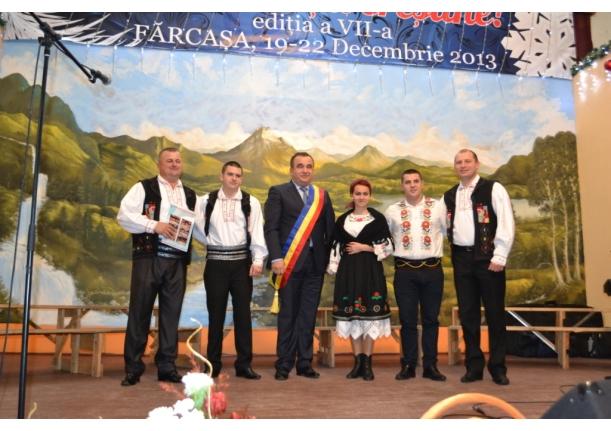"Festivalul de colinde ""Deschide usa crestine"" editia a VII a 2013"