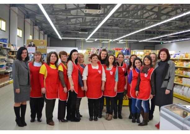 "Deschidere Supermarket ""GAJ"" Farcasa"
