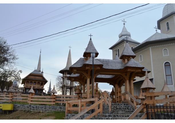 Biserica de lemn din Buzesti-Finalizarea proiectului de restaurare
