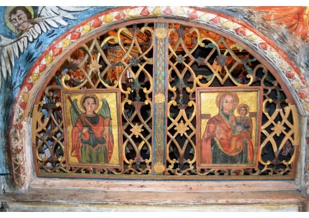Receptia lucrarilor de restaurare Biserica de lemn din Buzesti