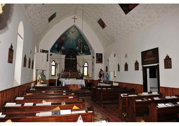 Biserica romano-catolică Fărcașa