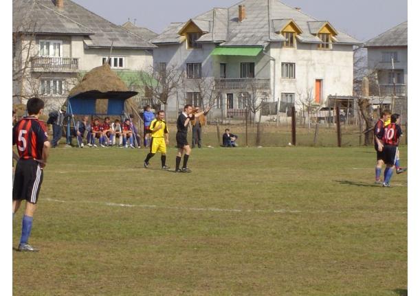 Fotbal pe fostul teren CENTRAL