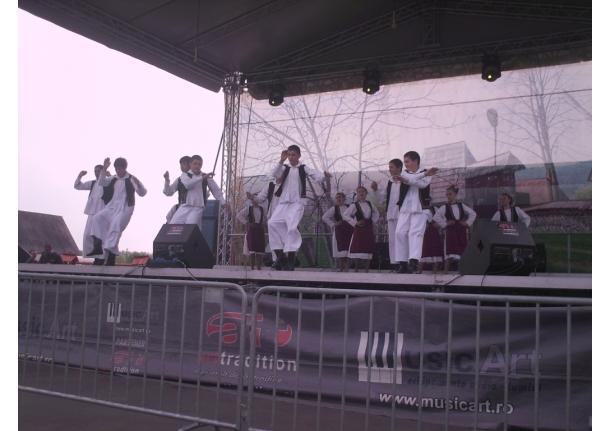 Festivalul folcloric STEJARUL 2010