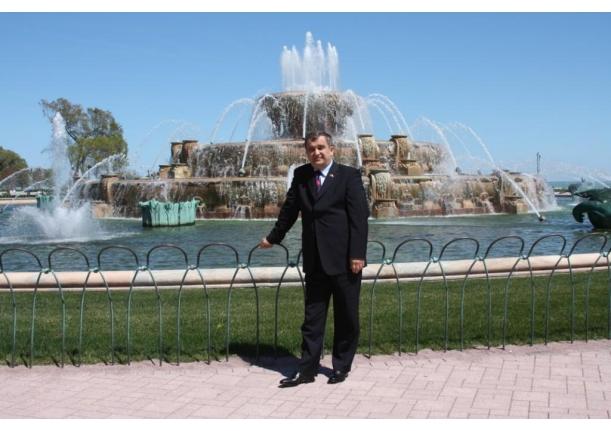 Vizita primarului Ioan Stegeran în SUA