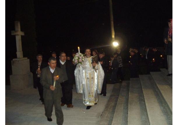 Sfintele PAȘTI la Buzești
