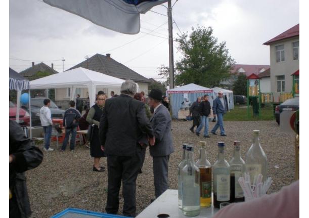 Zilele comunei Fărcașa 2007