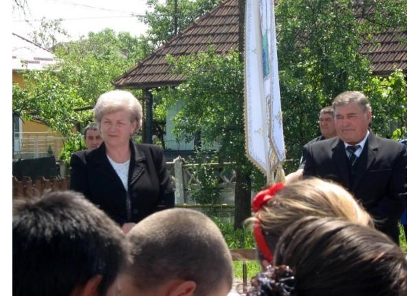 Comemorare ZIUA EROILOR la Tămaia 13 mai 2010