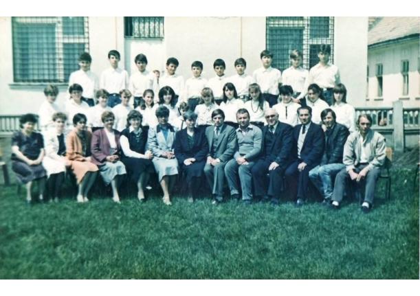 Generații de elevi