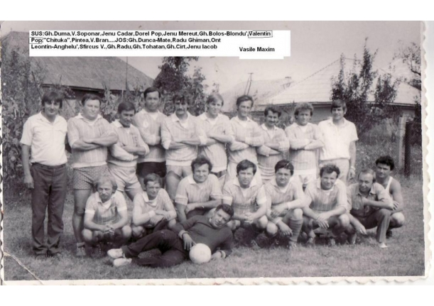 Generații de fotbaliști
