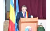 Jurământul d-lui Ioan STEGERAN, la investirea în funcția de primar al comunei Fărcașa