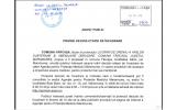 """ANUNȚ PRIVIND DECIZIA ETAPEI DE ÎNCADRARE A PROIECTULUI """"LUCRĂRI DE DRENAJ APE SUBTERANE..."""""""